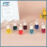 8g Car Pendant Polyhedron Perfume Bottle