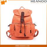 Wholesale Hot Selling Waterproof Girls Women′s Bag Campus Student Backpack