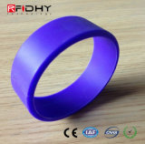Contactless Customized RFID NFC Chip Silicone Wristband