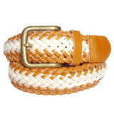 Classic Style Lady′s Fashion Weave Belt (KY1845)