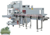 Automatic Sleeve Wrapper and PE Thermal Shrink Packaging Machine