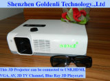 Polarized 3D Projector, Blue Ray 3D Projector