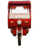 China Supplier Electric Rickshaw with Side Curtains (JBDCQ400-04)