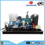 150kw Construction Residue High Pressure Drain Cleaning Machine (JC777)