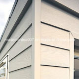 Cement Board Exterior Siding (Wooden Texture)