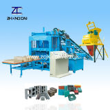 Automatic Hydraulic Concrete Block Making Machine (QTY4-15)