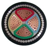Copper Conductor Steel Wire Armoured Cable with XLPE Insulation