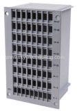 64 core insert type branch box for PLC spliters