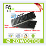 Universal Remote Control Backlit Keyboard for Smart TV
