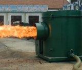 Coconut Shell Powder Burner for Bitumen Boiler
