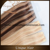 Wholesale 100% Human Hair Tape in Extensions Factory