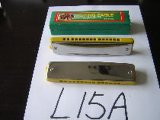 15 Hole Harmonica for Porfessional Gift