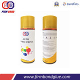 Anti-Corrosion Acrylic Spray Paint Flash Silver