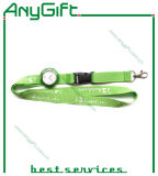 Woven Lanyard with Compass with Customized Logo