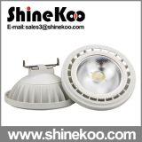 Aluminium Plastic COB SMD 15W GU10 Gx53 LED AR111 Lights