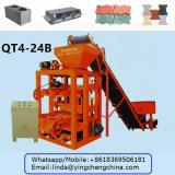 New Product Semi Concrete Hollow/Paver Block Machine in China