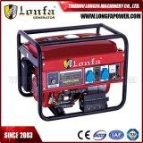 Sh6000 6kVA Honda Engine Electric Start Petrol Generator