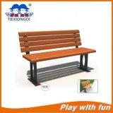 Exterior Garden Chair Wood Plastic Bench
