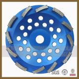 180mm Diamond Cup Grinding Wheel for All Kinds of Stone