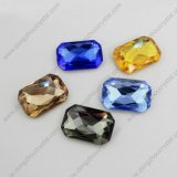 Wholesale Octagon Crystal Garment Jewelry Stone for Fashion Accessories