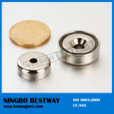 Countersunk N42 Neodymium Powerful Pot Magnet