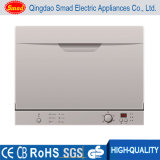UL/ETL 110V 6sets Electric Table Top Small Dish Washing Machine
