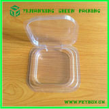 Plastic PVC Blister Packaging Cosmetic Clamshell with Printing