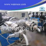 Small Diameter Double PVC Pipe Extrusion Line