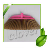 Shining Bristle Plastic Sweep Broom