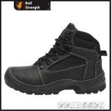 Action Leather Safety Boot with Steel Toe Cap (SN1682)