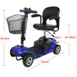 4 Wheels Electric Mobility Scooter for Old People