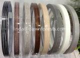 Furniture Accessory Plastic Edge Banding Tape / PVC Edge Banding