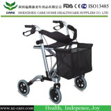 Folding Walker Rollator, Aluminum Rollator Walker, Disability Rollator