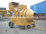 Diesel Concrete Mixer by China Topall Factory