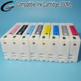 350ml Disposable Ink Cartridge for Epson Stylus PRO 9890 7890 Pigment Ink Cartridge with Compatible Chip