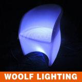 Glow Restaurant Hotel Cafe LED Sofa Seat
