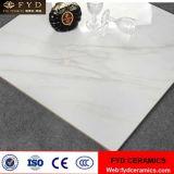 China Supplier Carrara White Marble Glazed Porcelain Floor Tiles