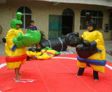 OEM Sales Promotion Inflatable Sumo Suits