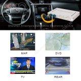 Car HD Video Interface GPS Navigation Box on Wince6.0 for 2014 Toyoto-RV4/Prado, Bt/DVD