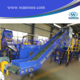 PP PE Film Waste Plastic Recycling Line