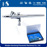 China Popular Dual Action Airbrush Kit HS-207K