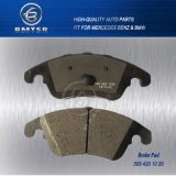 Bmtsr Brand Disc Brake Auto Brake Pads for BMW and Mercedes Benz