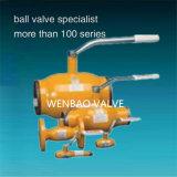 Full Bore Butt Weld Ball Valve