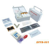 Home First Aid Kit with Plastic Box