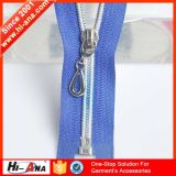 Familiar in OEM and ODM Custom Nylon Water Resistant Zipper