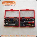 28PCS Color Socket Magnetic Driver Bit Set