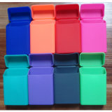 Eco-Friendly Waterproof Silicone Cigarette Case Cigarette Cover
