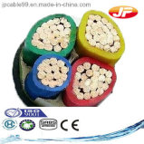 4 Core Low Voltage PVC Insulated and Sheathed Power Cable