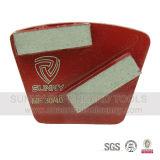 Fan Shape Diamond Floor Grinding Pad for Surface Refresh