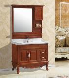 Natural Color Oak Economic Bathroom Cabinet